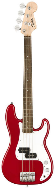 Fender Squier Mini P Bass Dakota Red