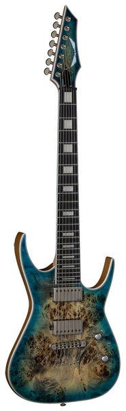 Dean Guitars Exile Select 7 Str. BP STQB