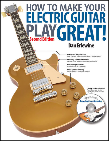 Make Your Electric Guitar Play Backbeat Books