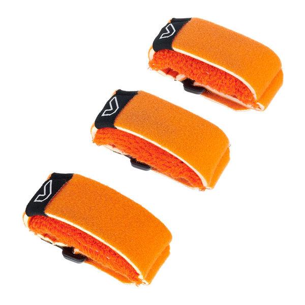 Gruvgear Fretwraps MD Flare Orange 3P