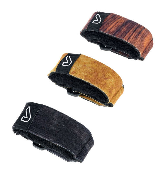 Gruvgear Fretwraps LG Wood Mixpack 3P