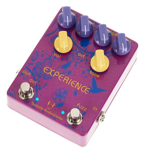 Experience Fuzz/Octave Tsakalis AudioWorks