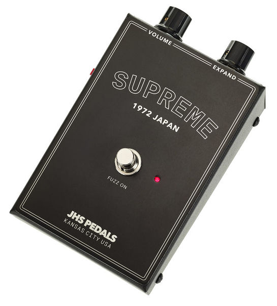 Supreme - Fuzz JHS Pedals