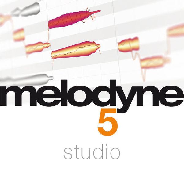 Celemony Melodyne 5 studio UD 4 studio