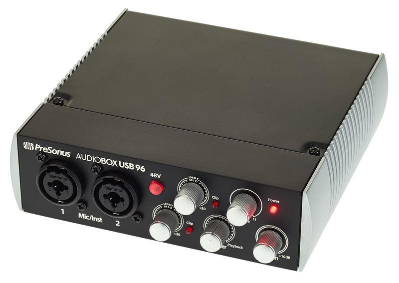 AudioBox USB 96 Black Presonus