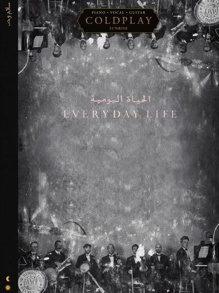 Hal Leonard Coldplay Everyday Life