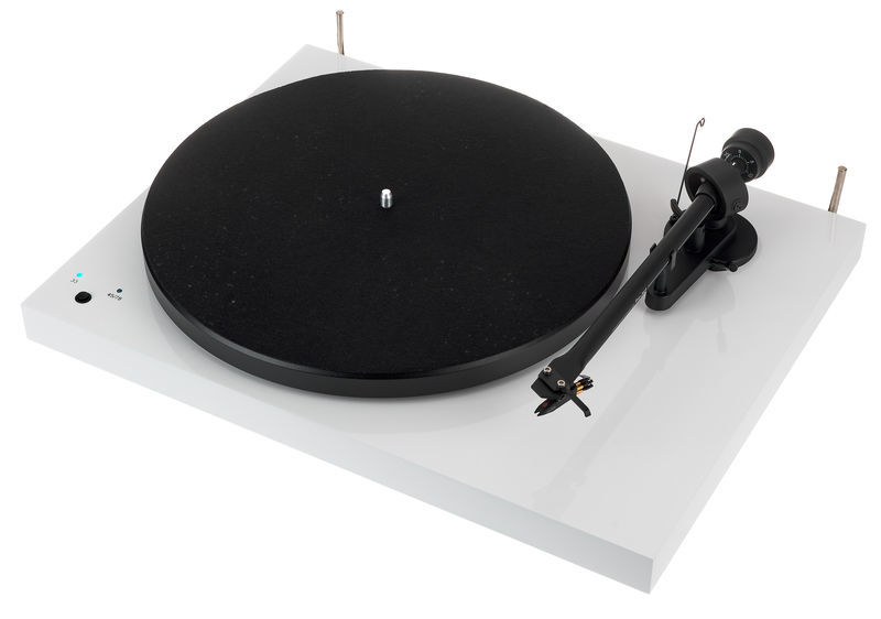 Pro-Ject Debut RecordMaster white