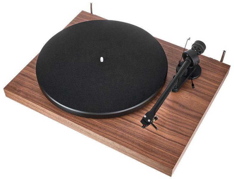Debut RecordMaster II walnut Pro-Ject