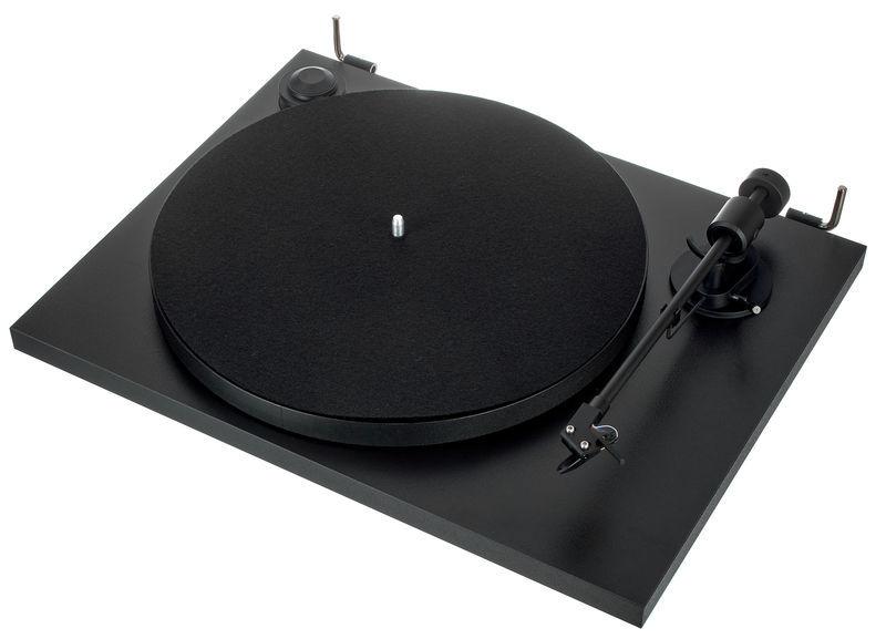 Primary E Phono black Pro-Ject