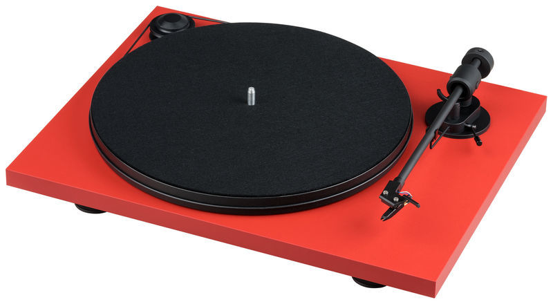 Pro-Ject Primary E Phono red