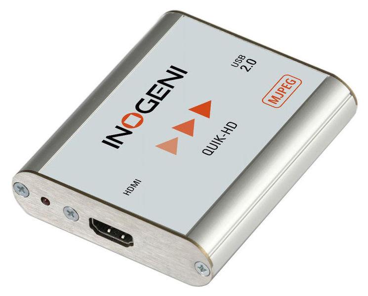 HDMI to USB 2.0 Converter Inogeni