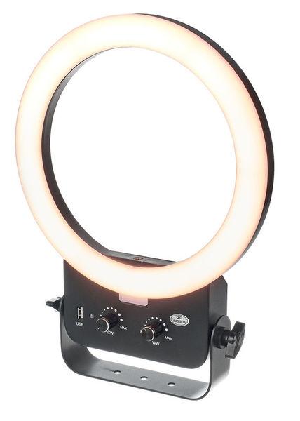 VR-260 Video Ring Light LED Bi Varytec