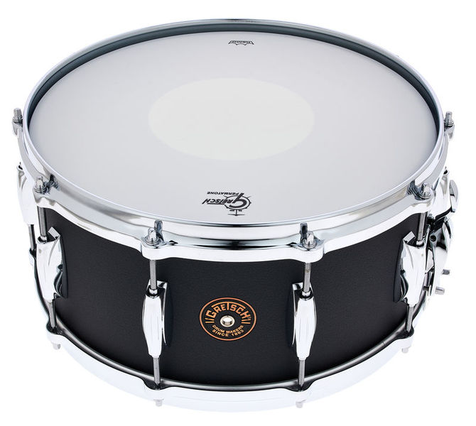 "Gretsch 14""x6,5"" Black Copper Snare"