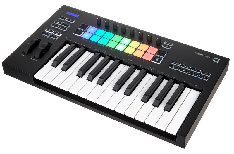 Launchkey 25 MK3 Novation