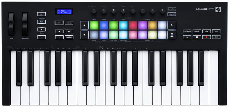 Launchkey 37 MK3 Novation