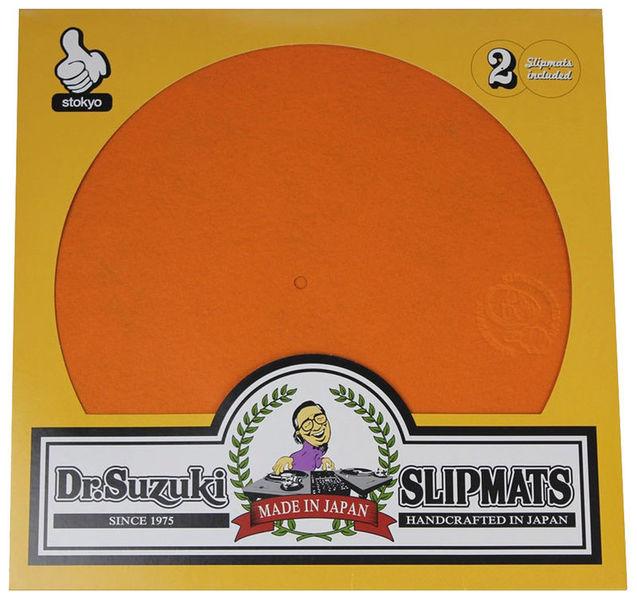 "Serato 12""Slipmats Mix-Edition Orange"