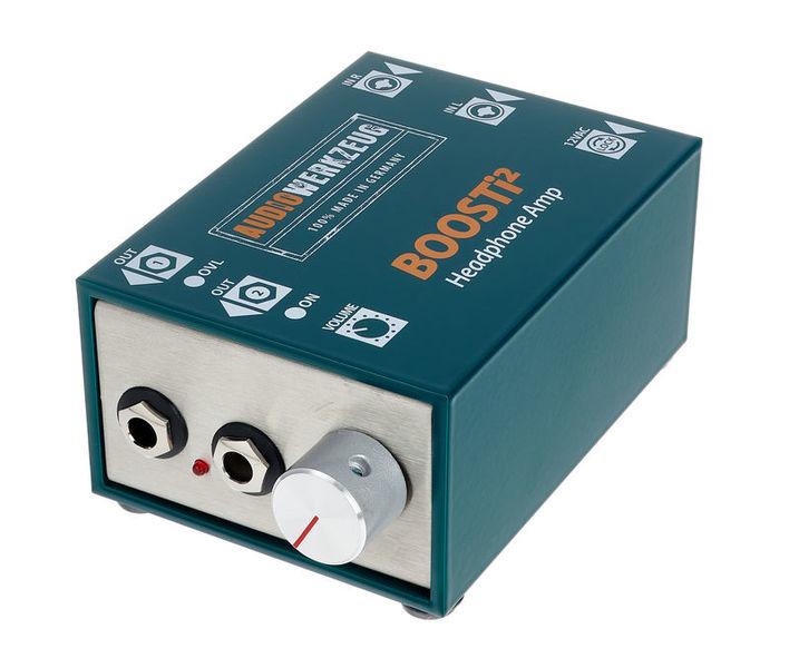 Audiowerkzeug BOOSTi²