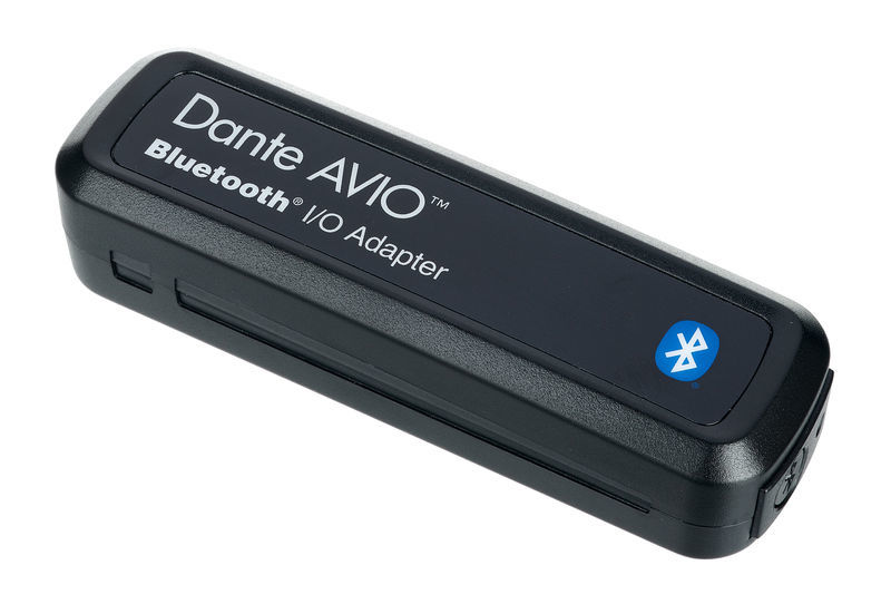 AVIO Bluetooth IO Adapter 2x1 Dante