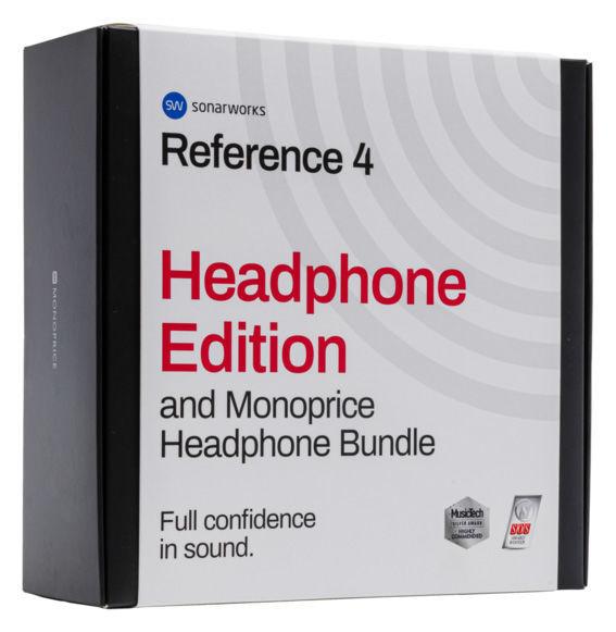 Sonarworks Monoprice Headphone Bundle