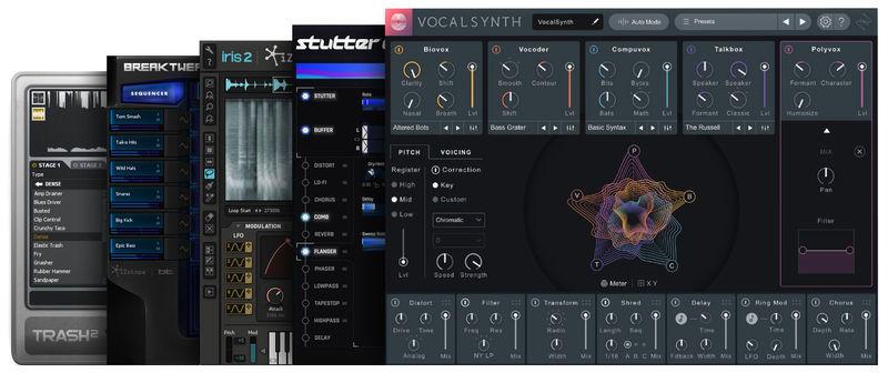 iZotope Creative Suite 2