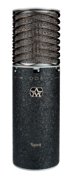 Aston Microphones Spirit Black Bundle