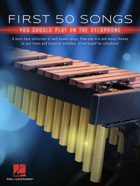 Hal Leonard First 50 Songs Xylophone