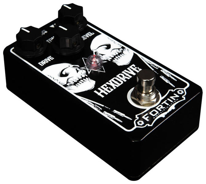 Hexdrive Boost/Overdrive Fortin