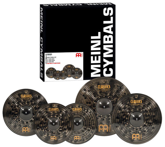 Classics Custom Dark Promo Set Meinl