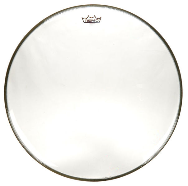 "26"" Emperor Clear Bass Drum Remo"