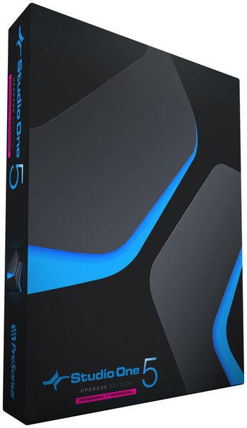 Studio One 5 Pro UG 1-4 Pro Presonus