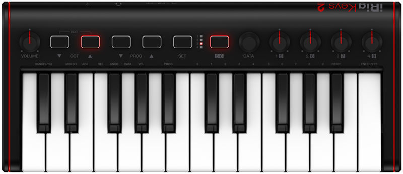 IK Multimedia iRig Keys 2 Mini