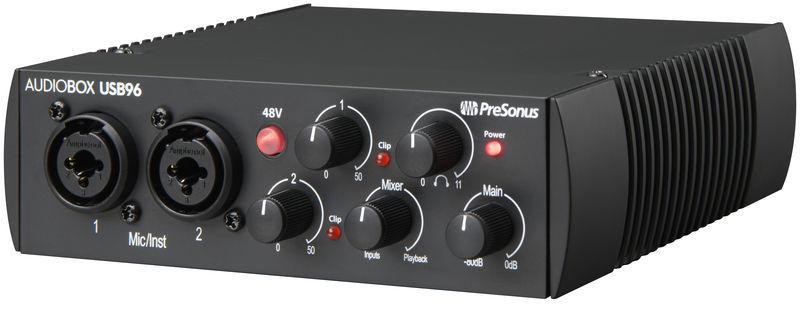 AudioBox USB 96 25th Anniv Ed Presonus