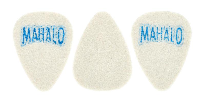 Mahalo Medium Felt Picks