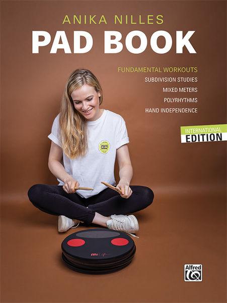 Alfred Music Publishing Anika Nilles Pad Book English