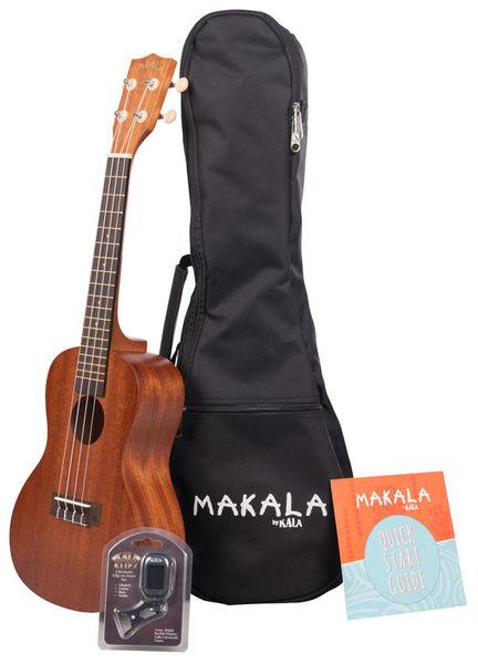 Makala Concert Ukulele Pack Kala