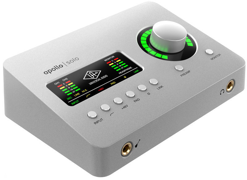 Apollo Solo USB Universal Audio