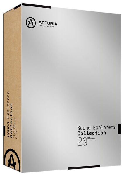 Sound Explorers Collection Arturia