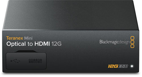 Teranex Mini Optical-HDMI 12G Blackmagic Design
