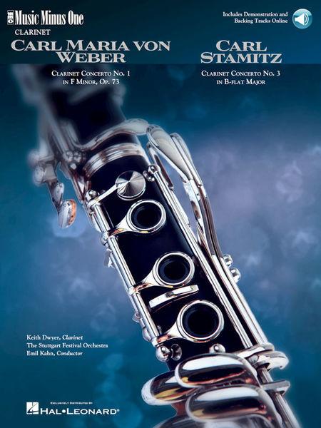 Weber Clarinet Concerto No. 1 Music Minus One