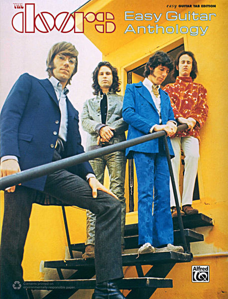 The Doors: Easy Guitar Alfred Music Publishing