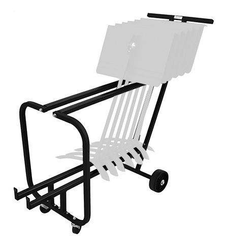 Storage Cart 15 Manhasset