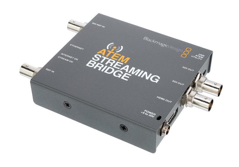 ATEM Streaming Bridge Blackmagic Design
