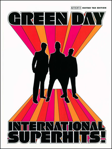 Green Day International Super Alfred Music Publishing