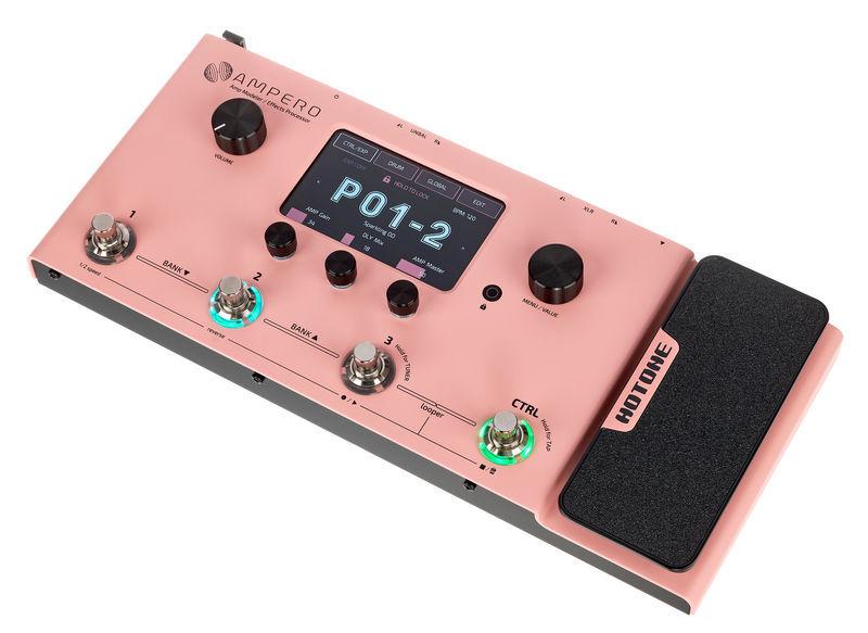 Ampero Pink Ltd HoTone