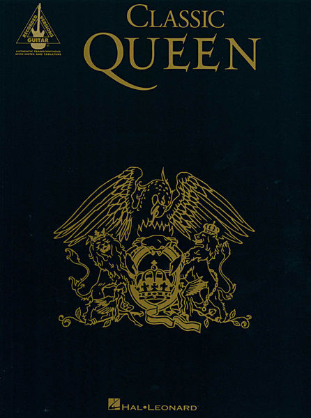 Classic Queen Guitar Hal Leonard