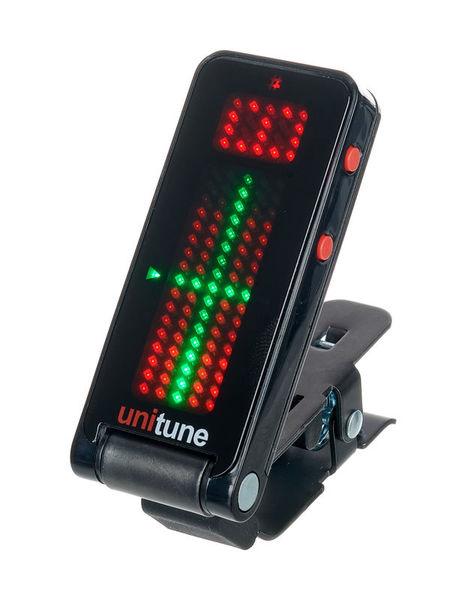 UniTune Clip Tuner Noir tc electronic