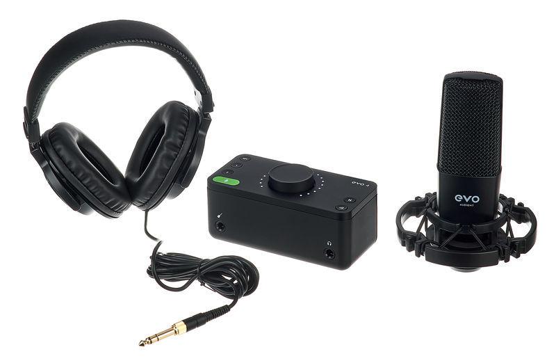 Start Recording Bundle EVO
