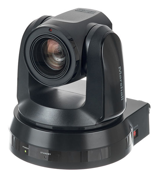 CV612HT-4K 4K PTZ Camera Marshall Electronics