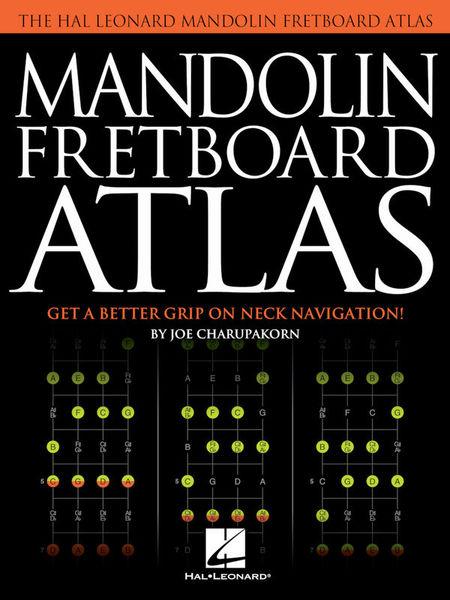 Mandolin Fretboard Atlas Hal Leonard