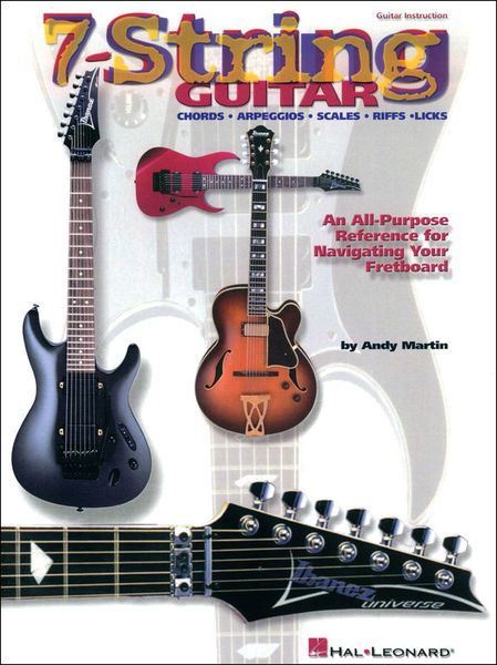 7-String Guitar Hal Leonard